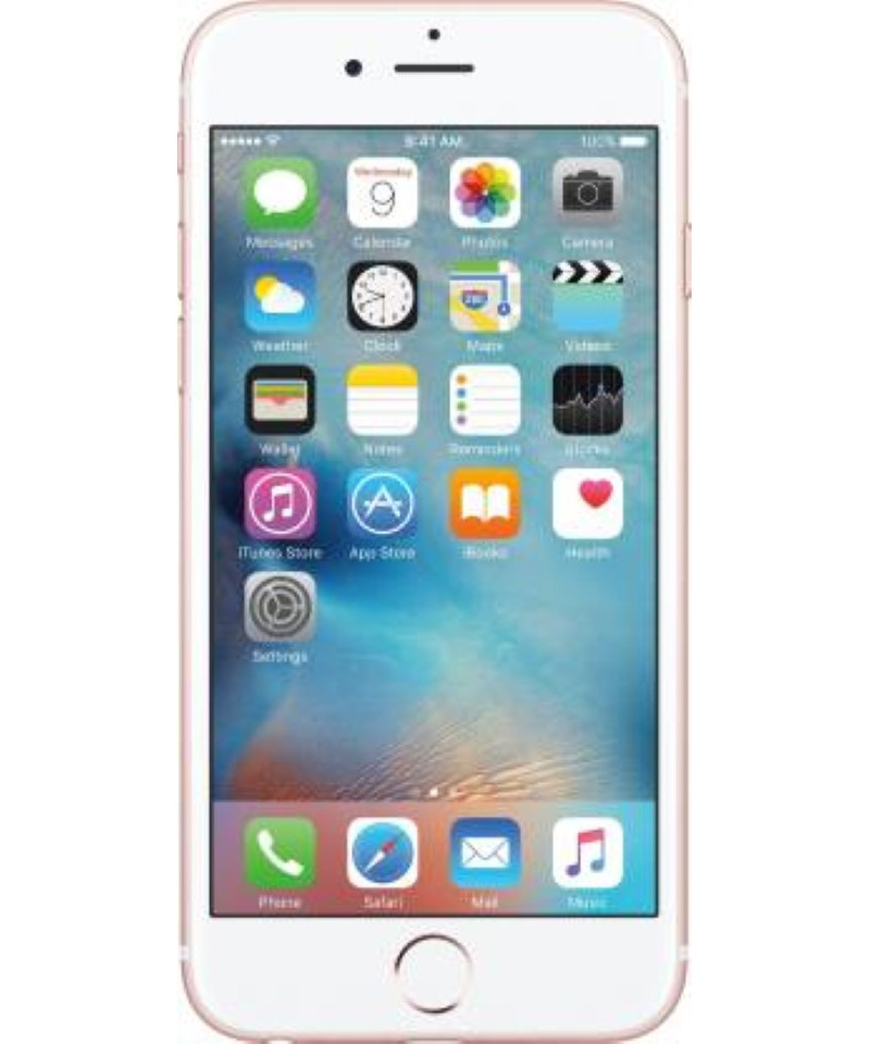 Pre Owned Apple iPhone 6s (Rose Gold, 16 GB)