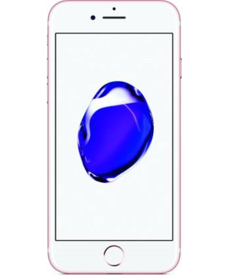 Pre Owned Apple iPhone 7 (Rose Gold, 256 GB)