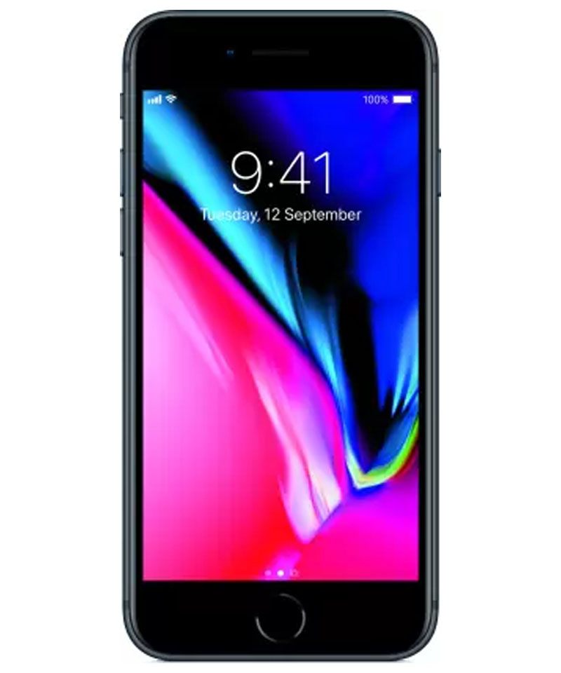 Pre Owned Apple iPhone 8 (Space Gray, 64 GB)