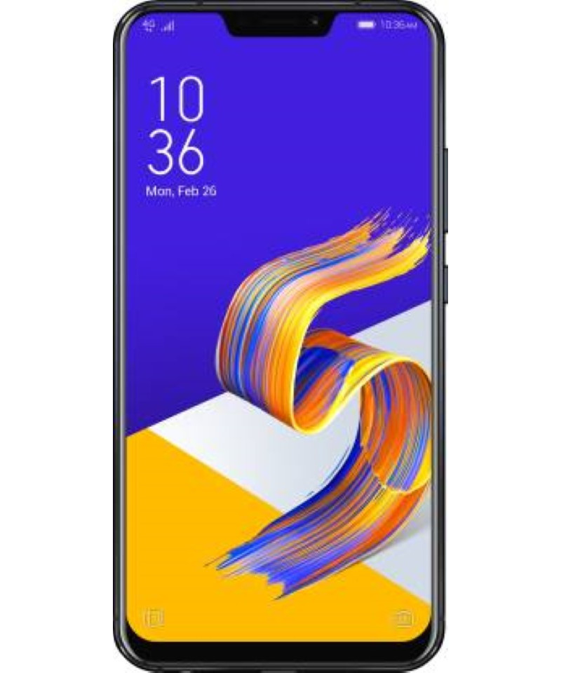 ASUS ZenFone 5Z (Midnight Blue, 64 GB) (6 GB RAM)