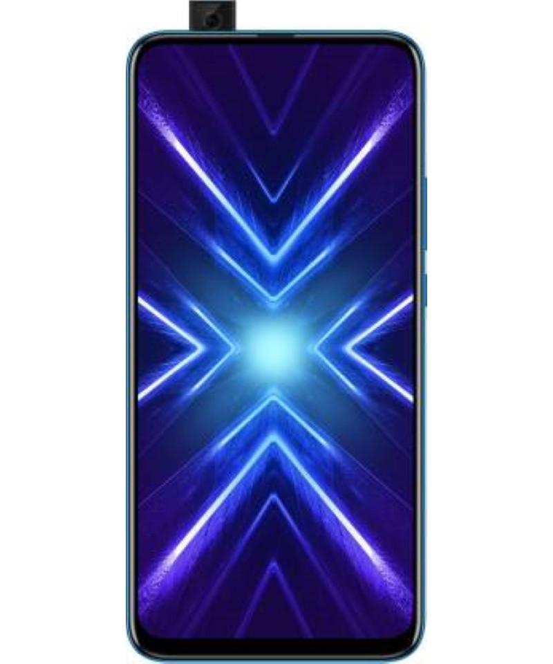 Honor 9X (Sapphire Blue, 128GB) (4GB RAM)
