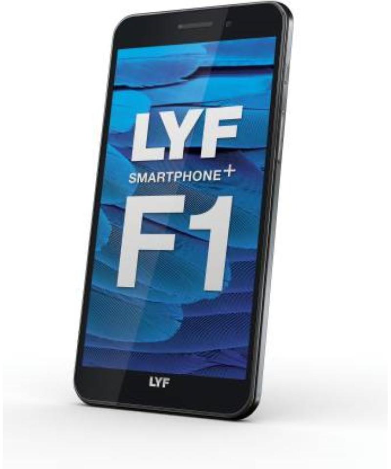 LYF Water F1 (Black, 32 GB)  (3 GB RAM)