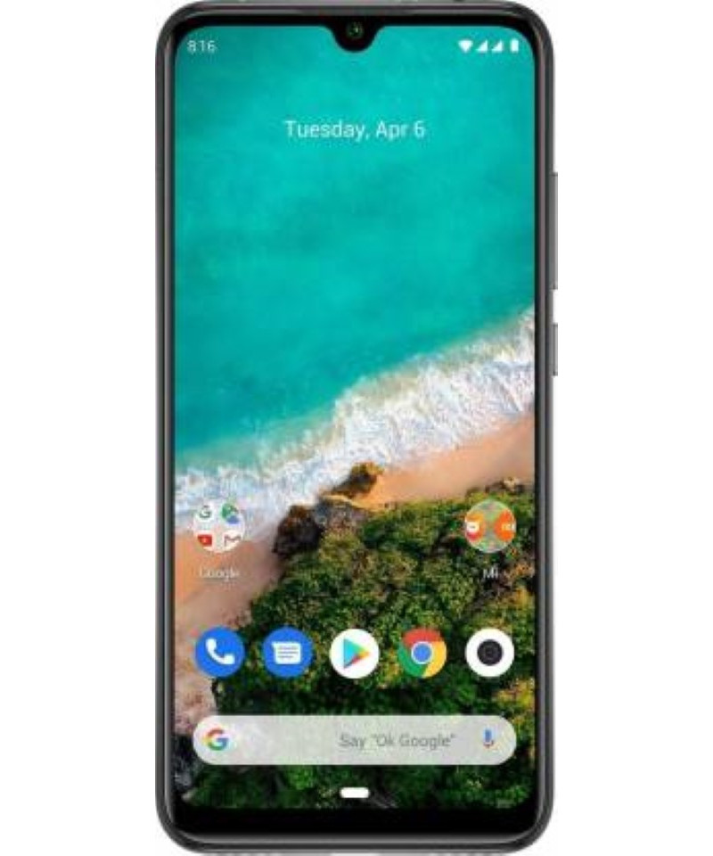 Mi A3 (Kind of Grey, 128 GB)  (6 GB RAM)