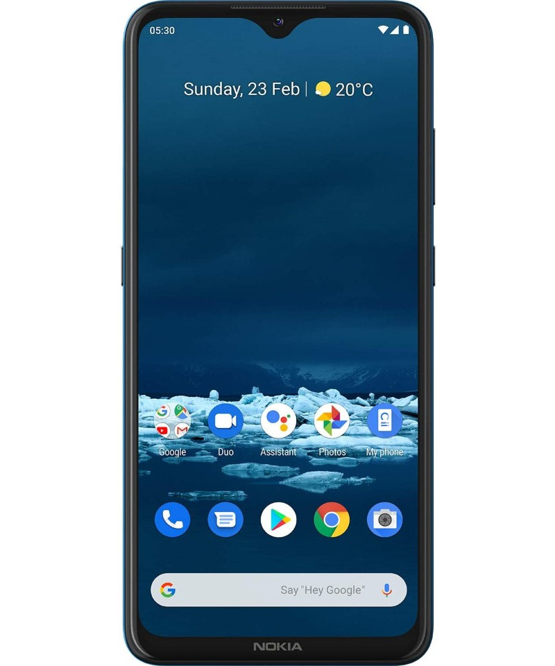 Nokia 5.3 (Cyan, 64 GB) (4 GB RAM)
