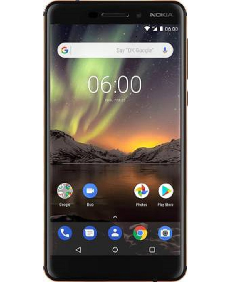 Nokia 6.1 3GB/32GB Black