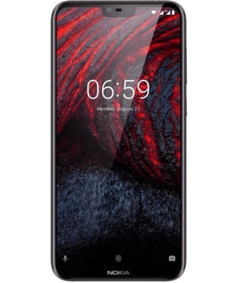 Nokia 6.1 Plus (32 GB)(3 GB RAM)
