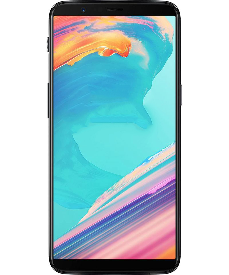 OnePlus 5T (Midnight Black, 6 GB RAM, 64 GB)