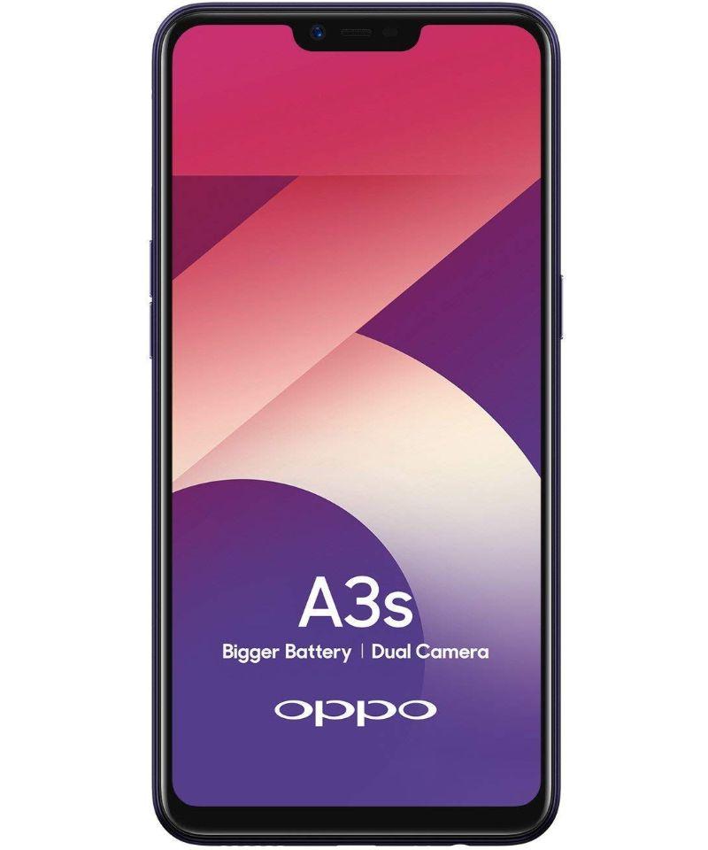 OPPO A3S (2 GB RAM, 16GB)