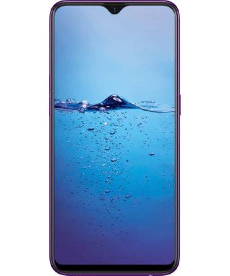 OPPO F9 (Stellar Purple, 64 GB)  (4 GB RAM)