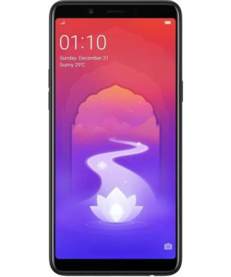 Realme 1 (Diamond Black, 3 GB RAM, 32 GB)