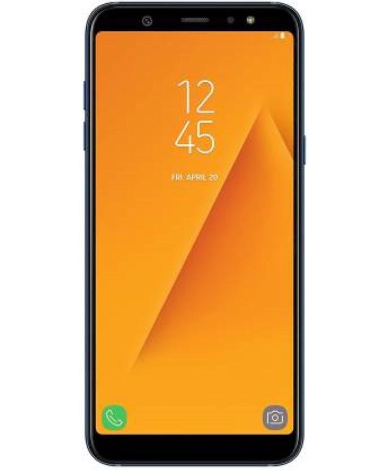 Pre Owned Samsung Galaxy A6+ (Blue, 64 GB)  (4 GB RAM)