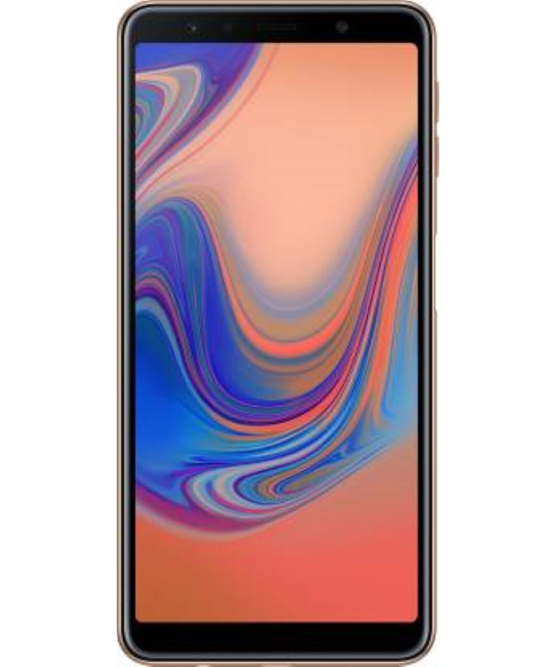 Samsung Galaxy A7 (Gold, 64 GB)  (4 GB RAM)