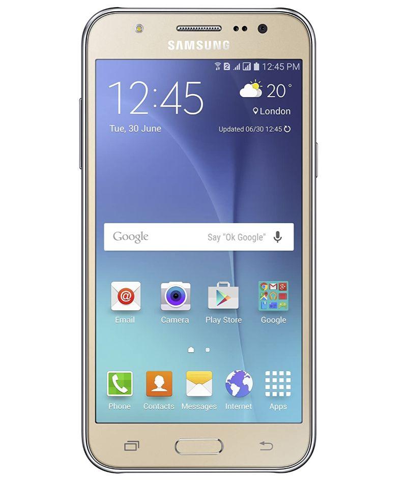 Samsung Galaxy J5 (1GB RAM, 8GB)