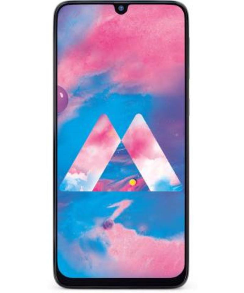 Pre Owned Samsung Galaxy M30 (Black, 32 GB)  (3 GB RAM)