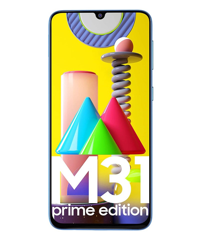 Pre Owned Samsung Galaxy M31 (Iceburg Blue, 128 GB)  (6 GB RAM)