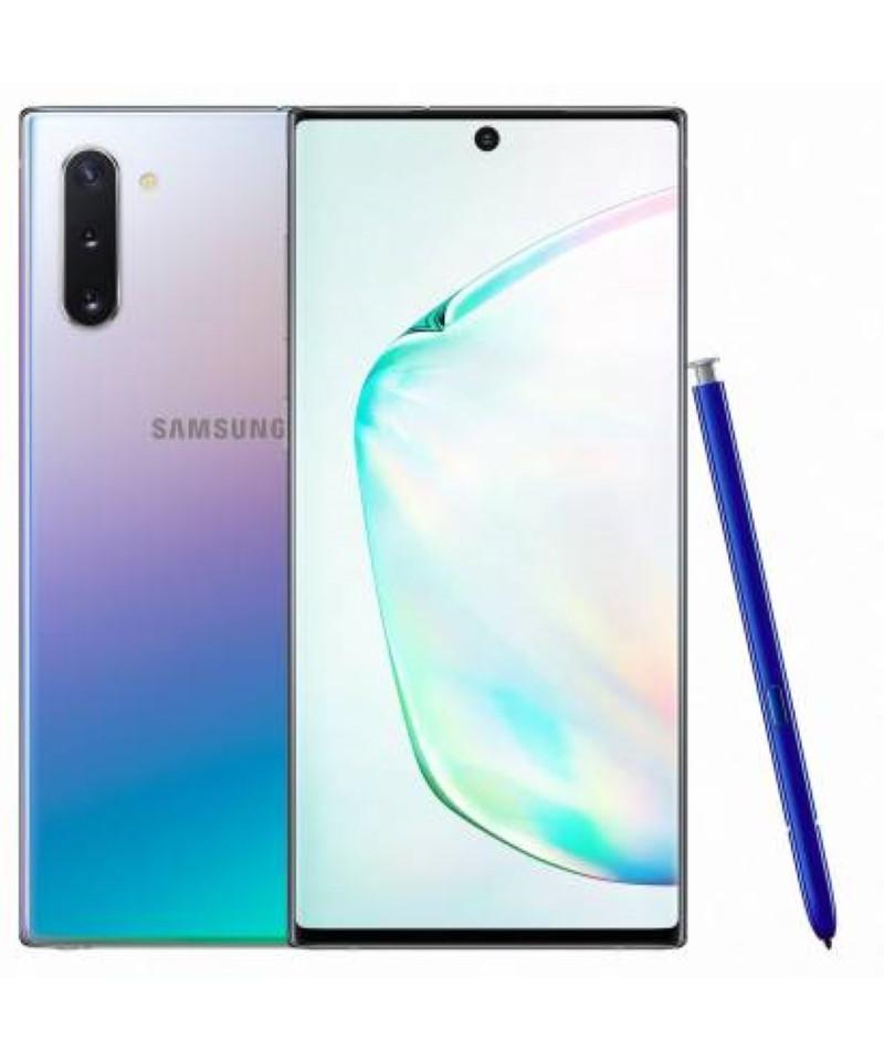 Samsung Galaxy Note 10 (Aura Glow, 256 GB) (8 GB RAM)