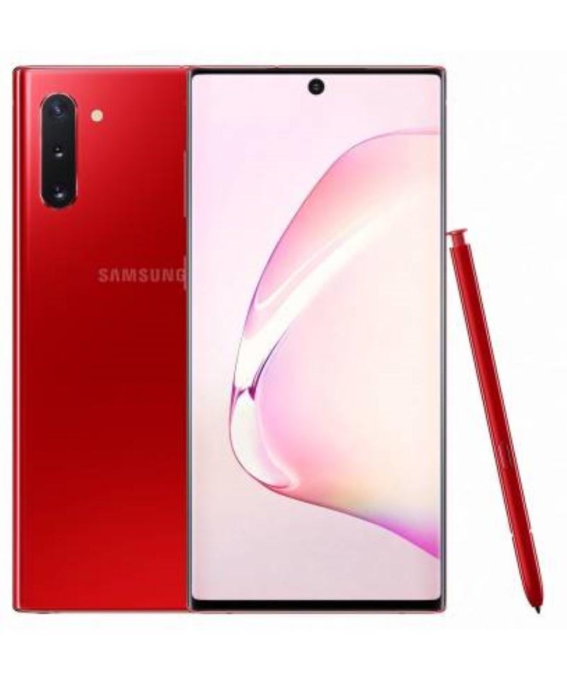 Samsung Galaxy Note 10 (Aura Red, 256 GB) (8 GB RAM)