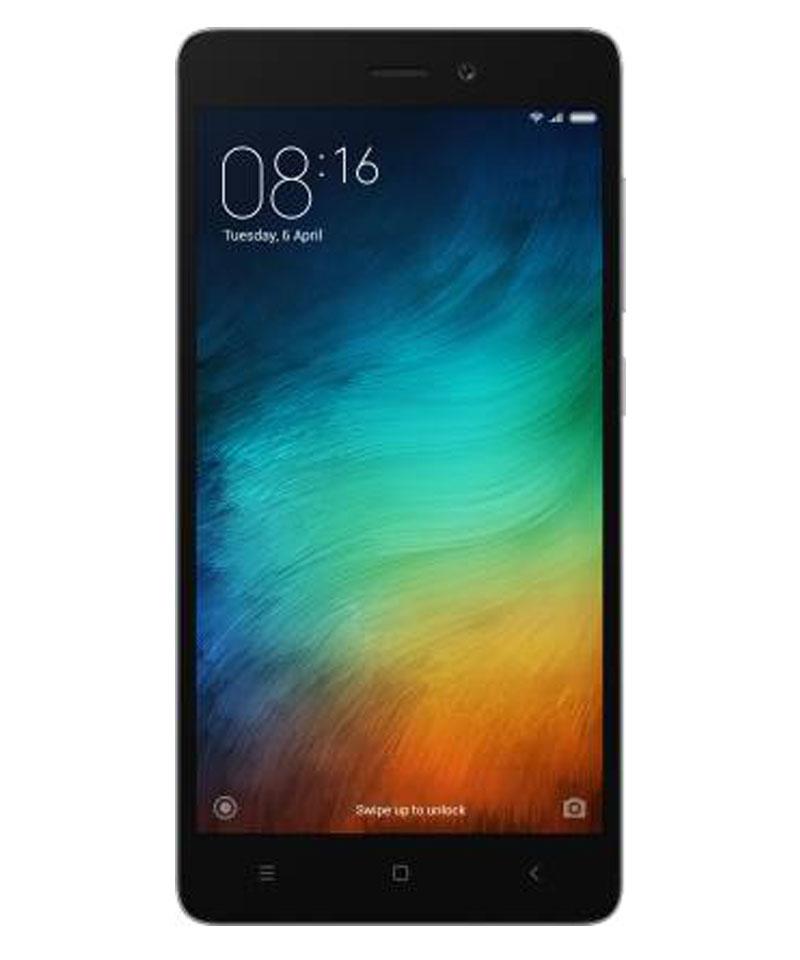 Xiaomi Redmi 3S Prime (Dark Grey, 3 GB RAM, 32 GB)