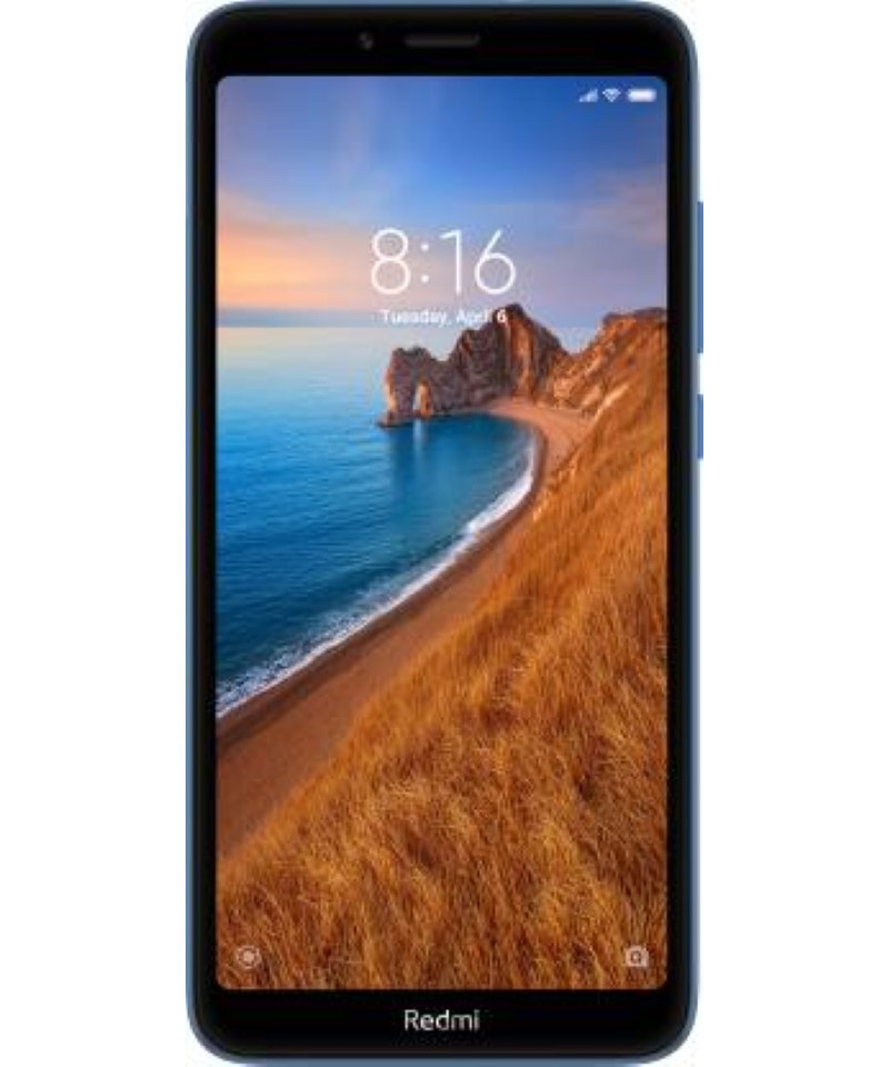 Pre Owned Xiaomi Redmi 7A (Matte Blue, 32GB) (2GB RAM)
